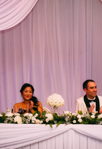 Julie & Christopher's Wedding Day