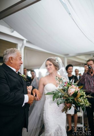 Bridal With Father