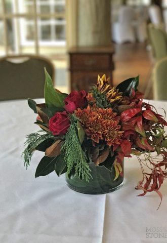 Florist centrepiece